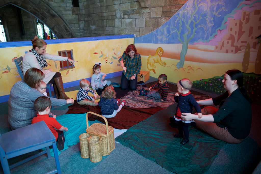 Imagine Lab at The Village Storytelling Centre