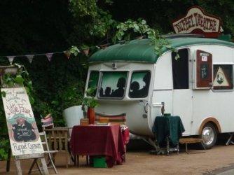 Little Fawn caravan