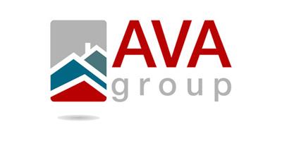 AVA Building Group Logo Design