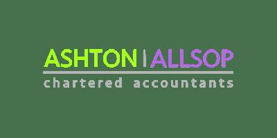 Ashton Allsop Logo Design