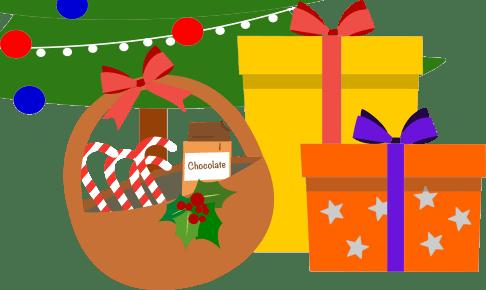 Cestino natalizio