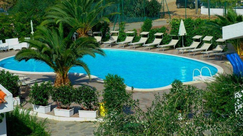 Piscina Hotel Fior