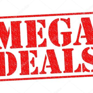Villa & Hut MEGA DEALS