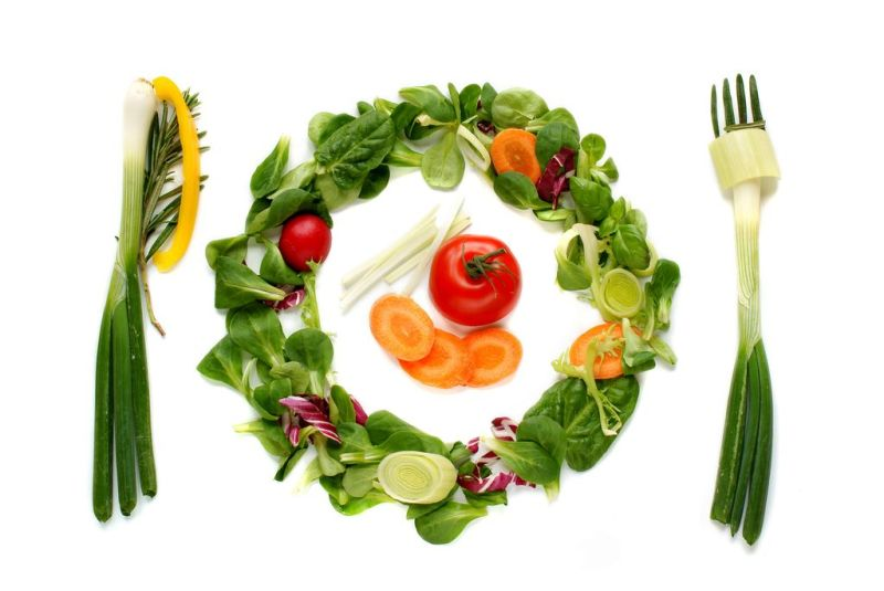 Raw vegan diet plan