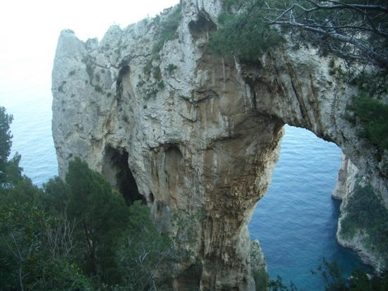 Arco Naturale  Pizzolungo  Capri  Residence Hotel