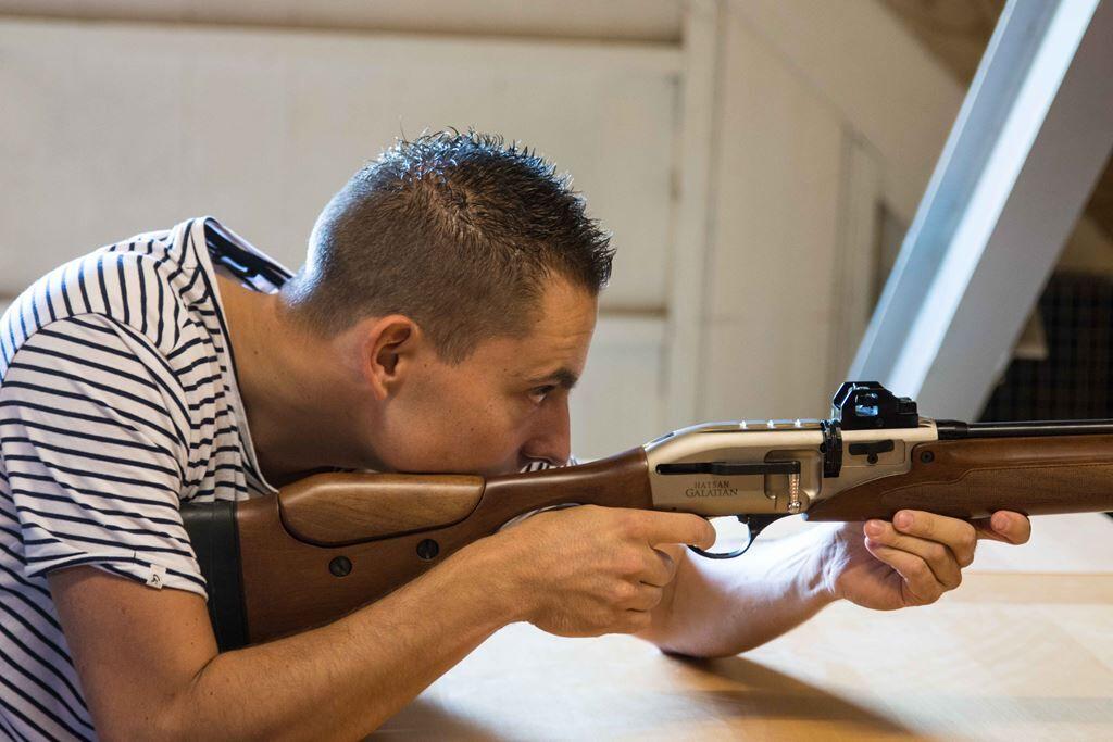 shooting range Villa Kempen-Broek