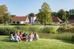 picknick at Villa Kempen-Broek
