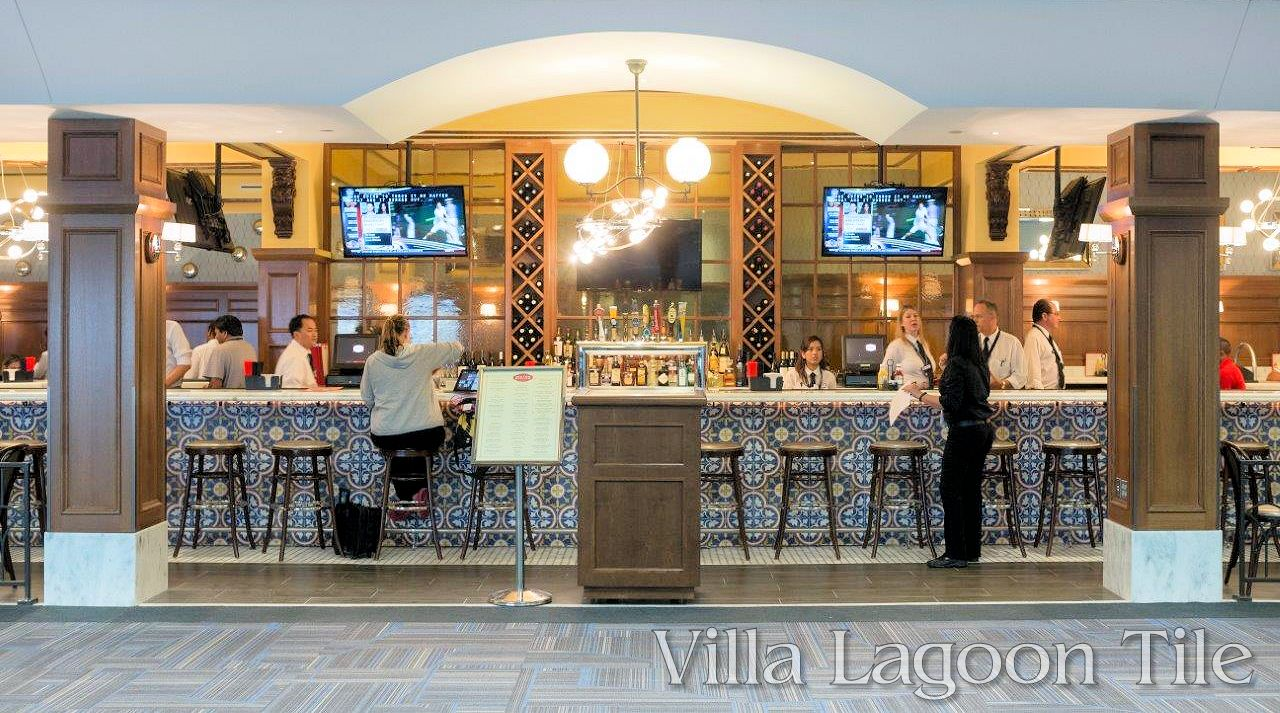 Cement Tile Brings France to the Concourse  Cement Style