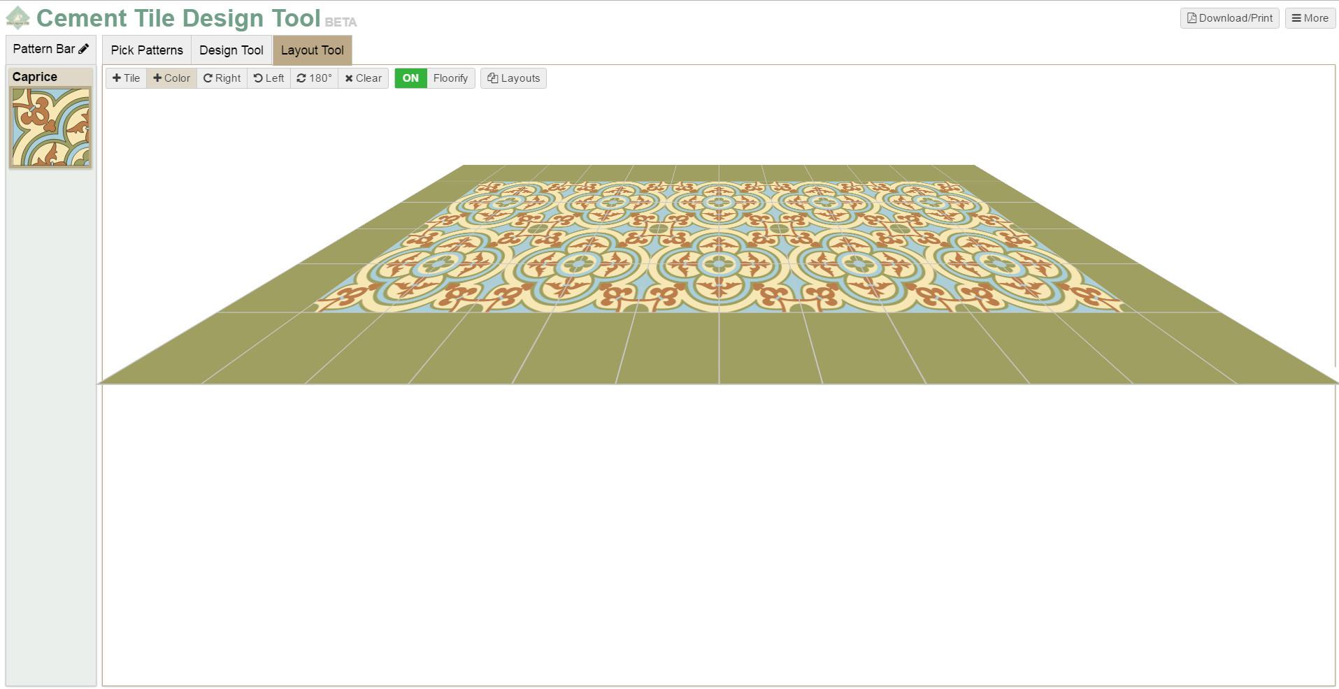 villa lagoon tile s new design tool