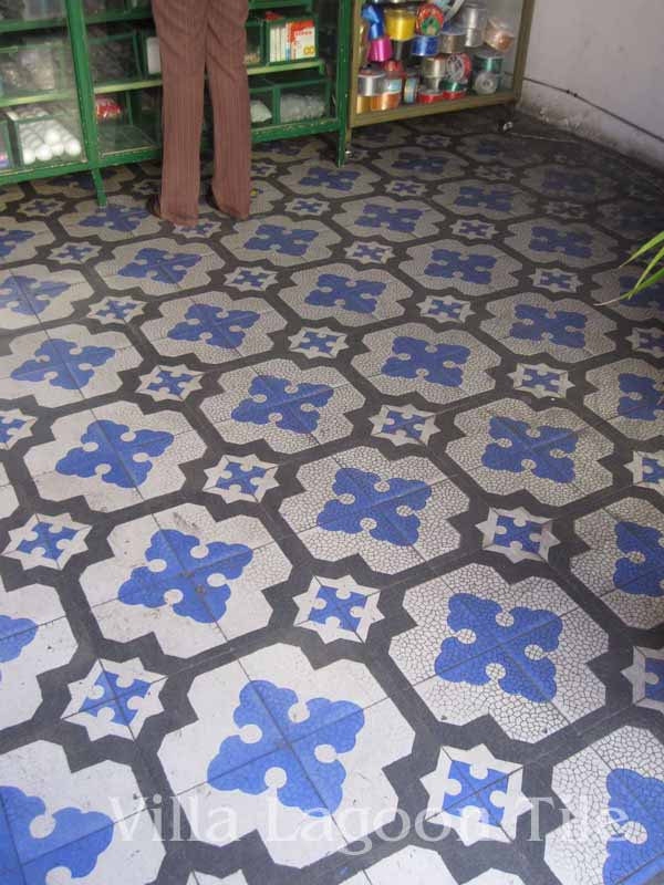 Antique Mexican Cement Tiles  Villa Lagoon Tile