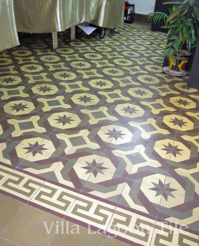 Mexican Tile Floors