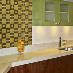 Build Your Own Outdoor Kitchen Cabinets Remodel Cement Tile Backsplashes | Villa Lagoon