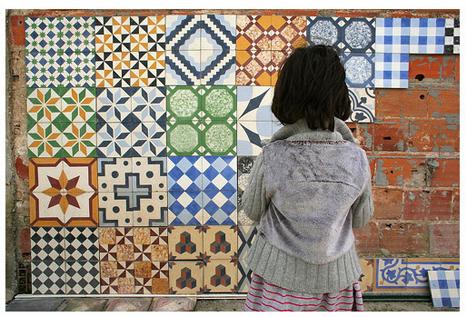 history of encaustic cement tile