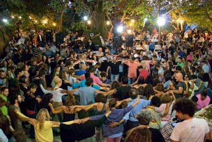 Festival in Ikaria