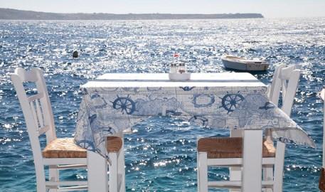 Dimitris restaurant - Santorini