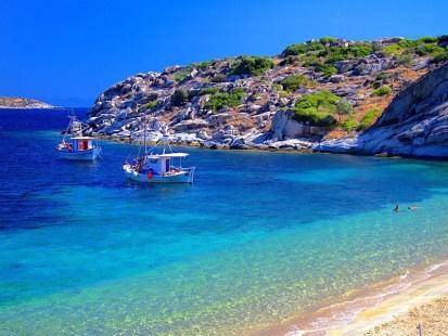 Amazing Chalkidiki beach