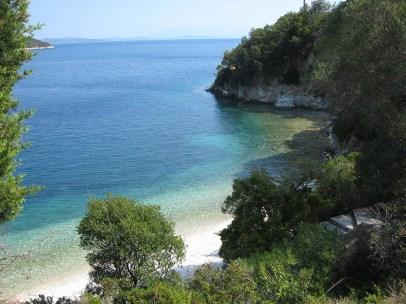 Ithaca beach