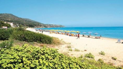Skala beach, Kefalonia