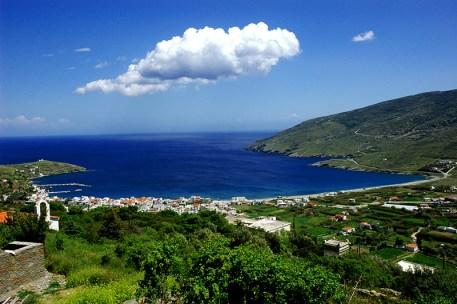 Korthi - Andros holidays