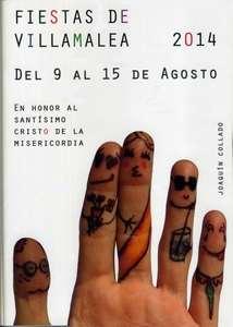 Libro Fiestas Villamalea 2014