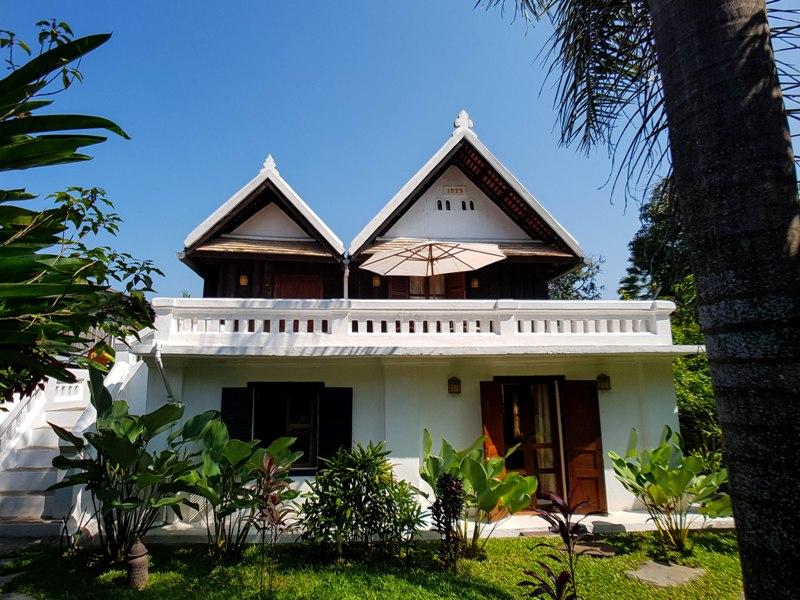 Heritage Building - Villa Maydou Boutique Hotel, Luang Prabang