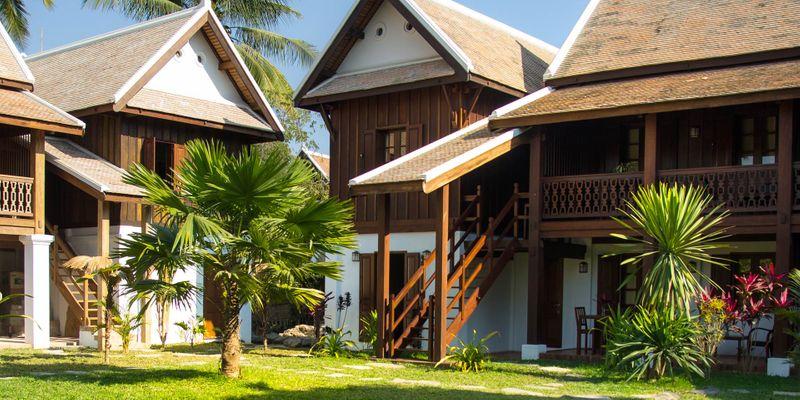 Tradition Building - Villa Maydou Boutique Hotel, Luang Prabang