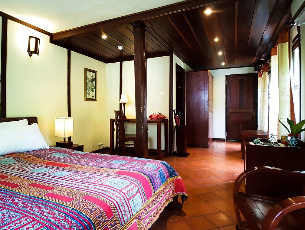 Heritage room - Villa Maydou Boutique Hotel, Luang Prabang