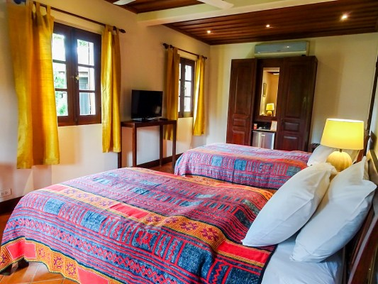 Tradition Room - Villa Maydou Boutique Hotel, Luang Prabang