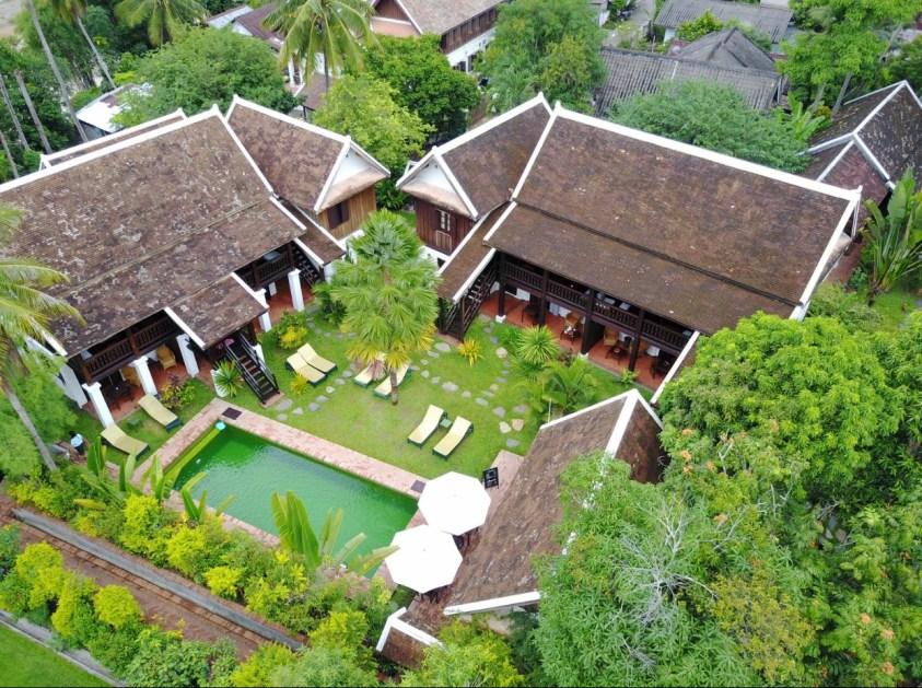 Villa Maydou Boutique Hotel, Luang Prabang