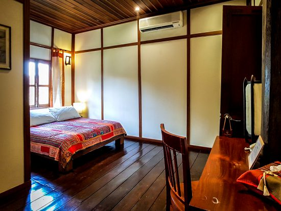 Heritage Deluxe room - Villa Maydou Boutique Hotel, Luang Prabang