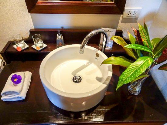 Bathroom, Tradition Deluxe Room - Villa Maydou Boutique Hotel, Luang Prabang