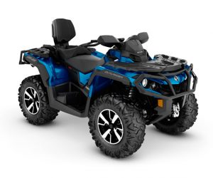CanAm Outlander MAX Limited 1000R