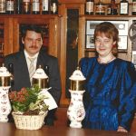 Herman and Claudine van Heesjwijk