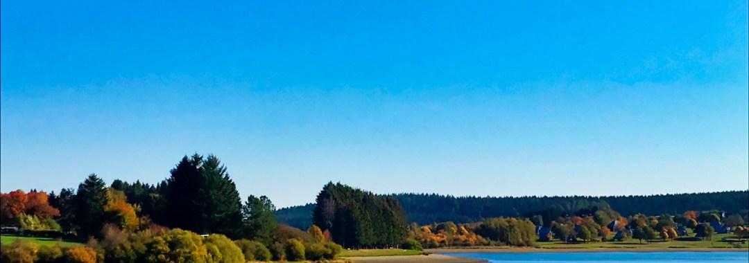 Herfst in de Ardennen / Eifel
