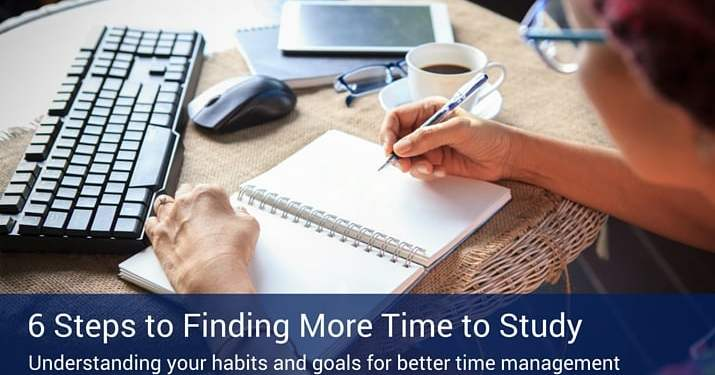 Need More Study Time? Use These 6 Tips to Better Manage ...