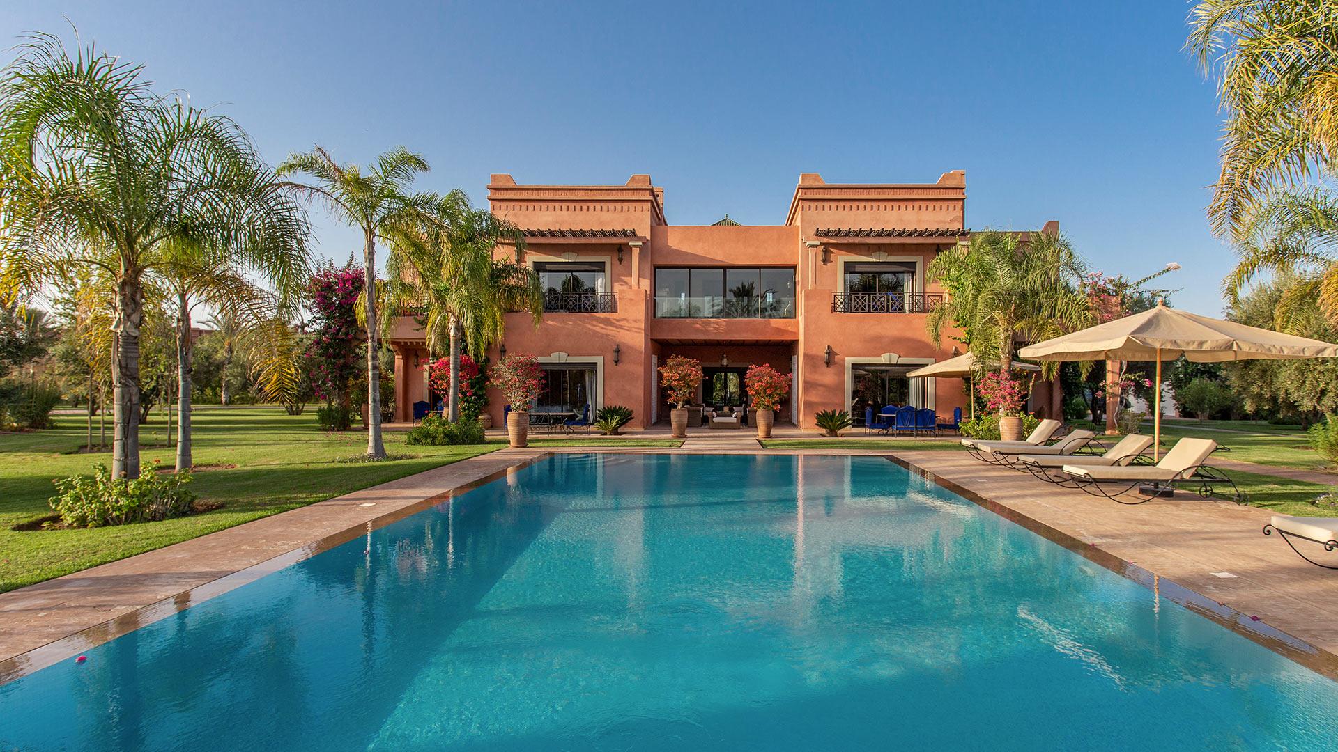 Villa Rose Anna Villa Rental In Marrakech Amelkis And