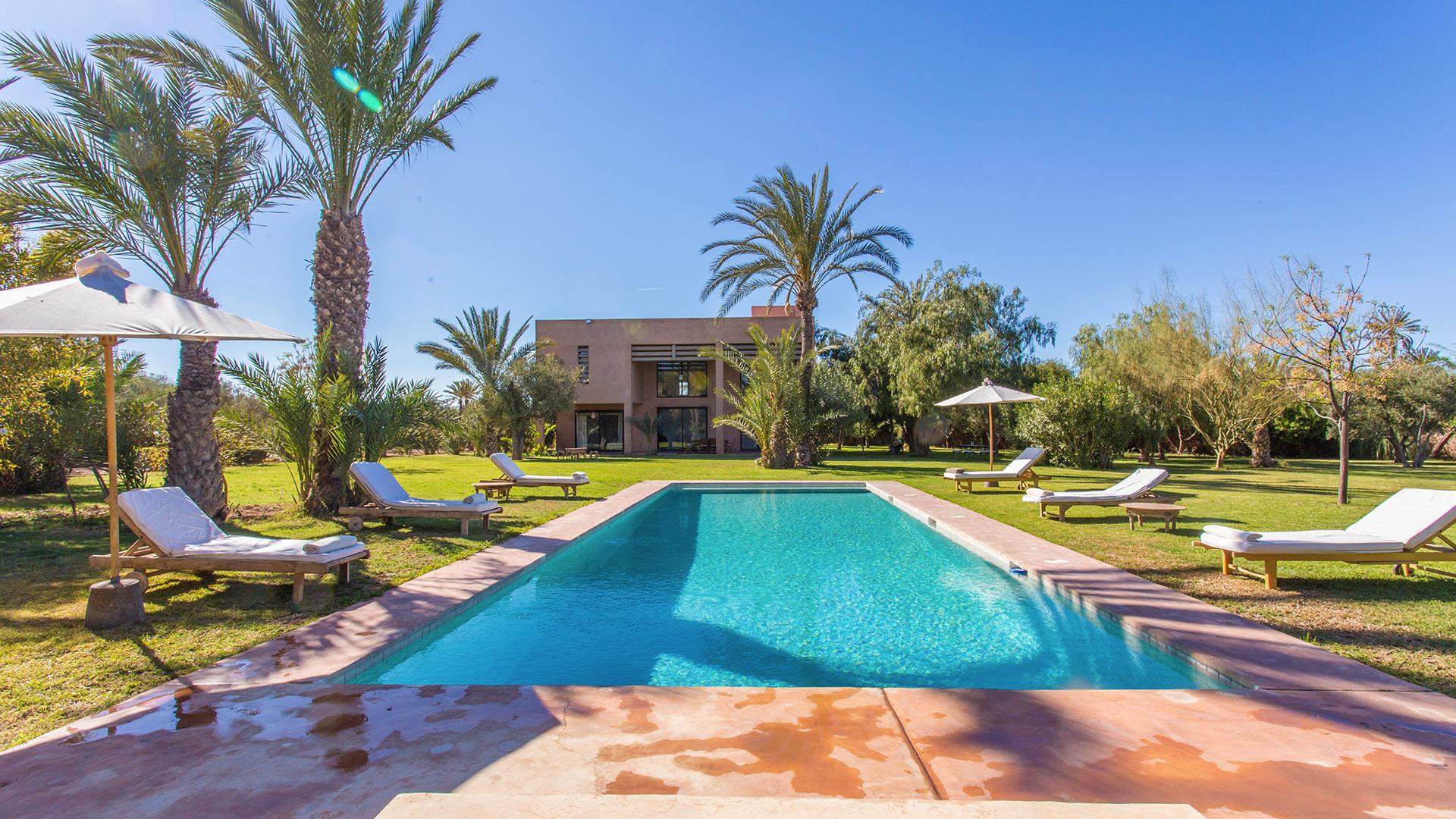 La Maison De Marion Villa Rental In Marrakech Palmeraie