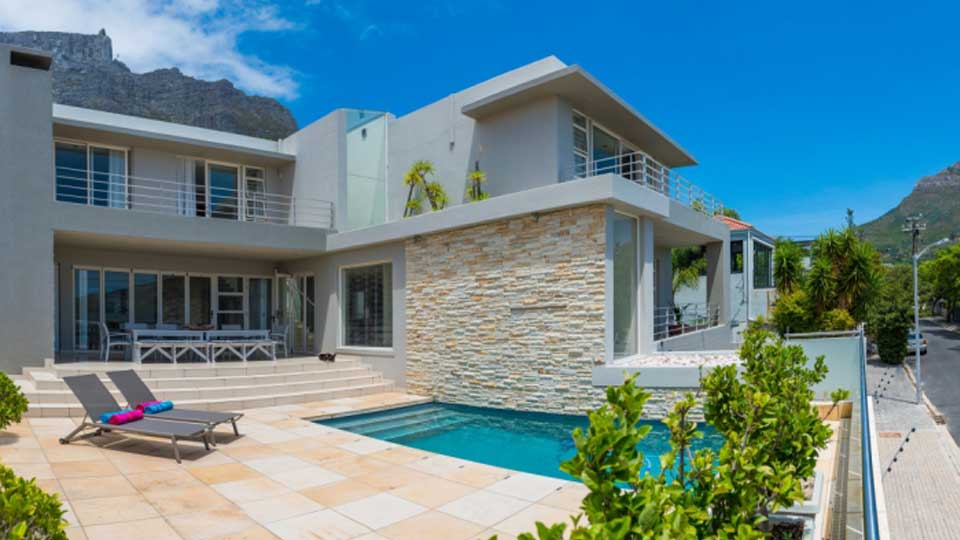 Villa Samson  Alquiler de casa en Ciudad del Cabo Camps
