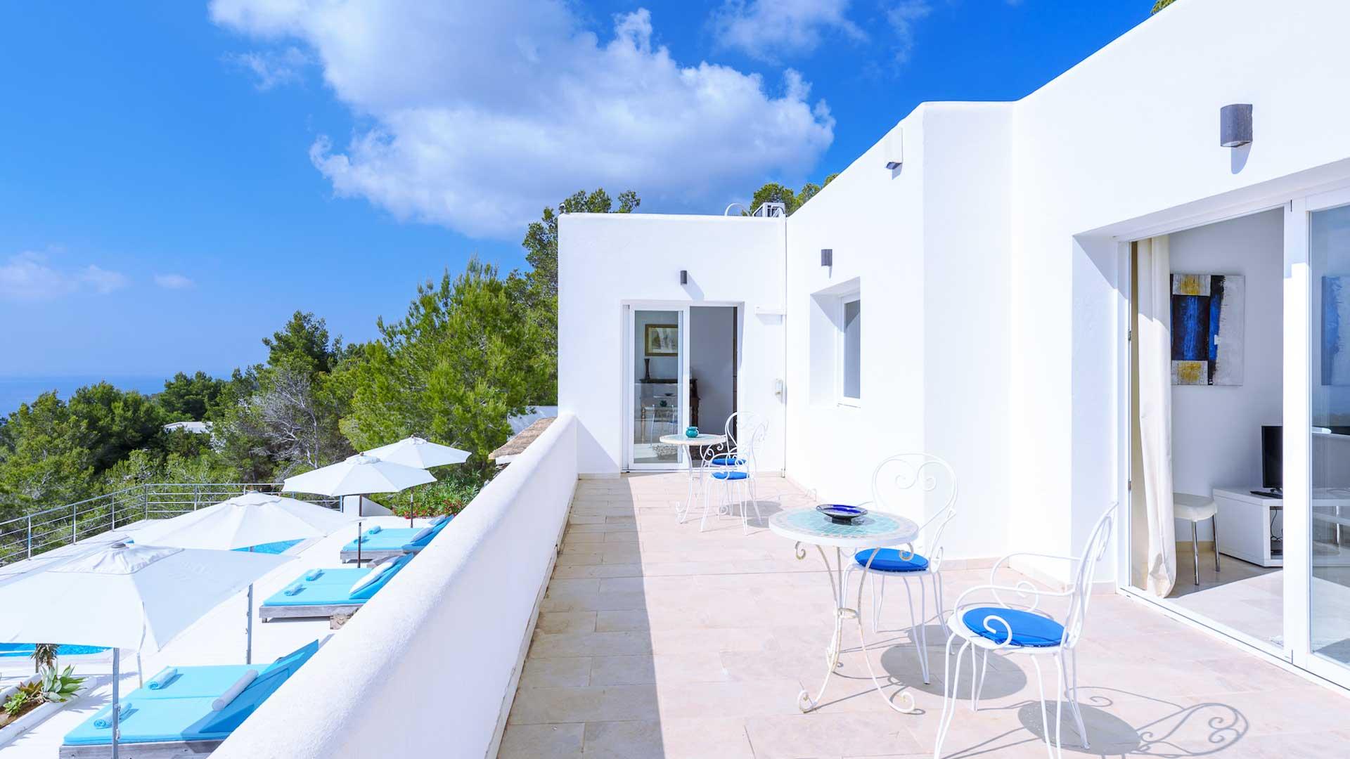 Photos de la villa White Angel  Ibiza  Villanovo