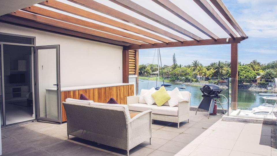 Appartement Britani Villa Rental In Mauritius West Black