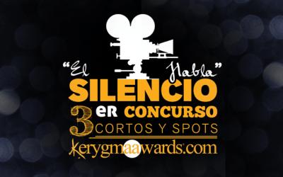 Desvelamos el nuevo cartel para la III Edición de los Kerygma Awards