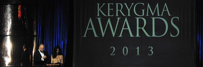 Kerygma Awards 2013: sueños, entusiasmo, silencio