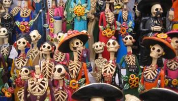 halloween vs day of the dead villa del palmar cancun blog day of the dead