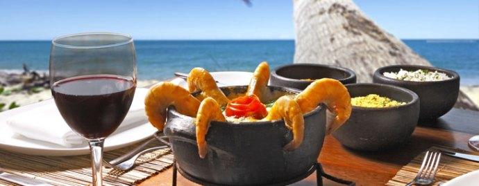 o que fazer em Cancun - comida cancun