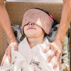 Child Pedicure Chair Exercise Office Kids Spa At Villa Del Palmar Cancun