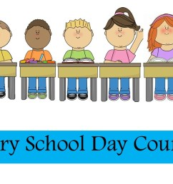 every school day counts letter [ 1280 x 720 Pixel ]