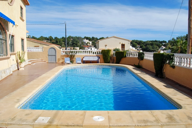 Location villa piscine Benissa 6 personnes  VM DOLO