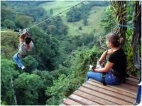 Playa Dominical Canopy Tours - Dominical Zip Line