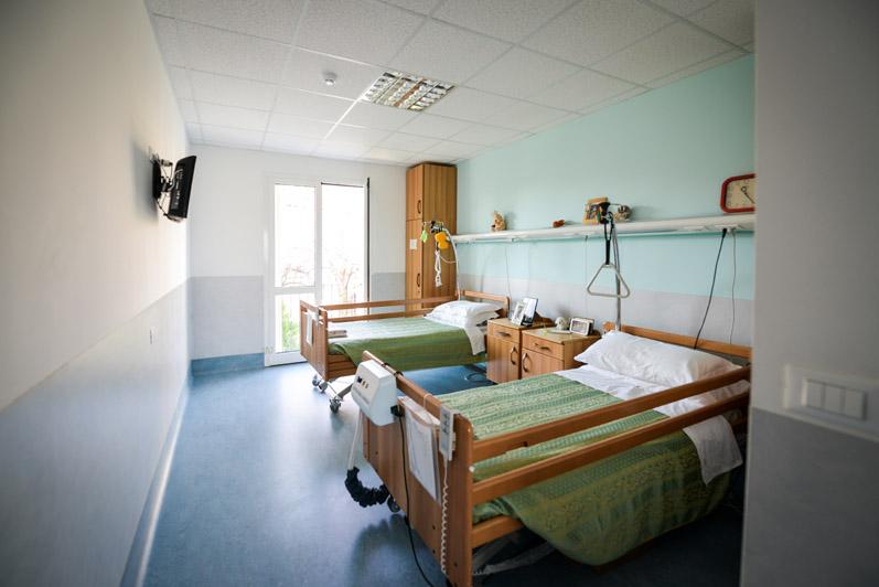 Villa Serena Carmagnola Torino  Le camere della nostra casa di riposo