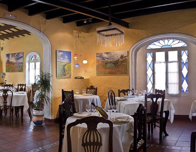 Restaurante Es Molí de Foc - Villas Etnia